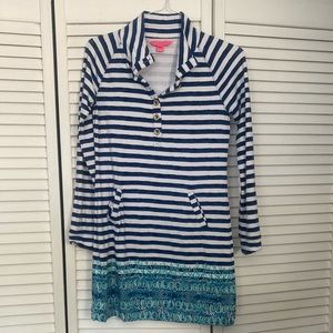 Lily Pulitzer popover dress